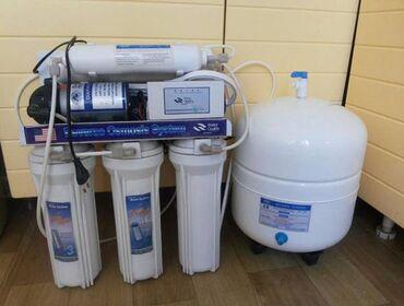 фильтров для воды в Кыргызстан: 6-й ступенчатая система обратного осмоса  Фильтр для воды! От 13000 со