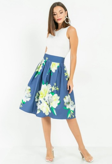 юбки из плотного трикотажа в Кыргызстан: В наличии шикарная юбка из плотной ткани,производство Турция,размеры