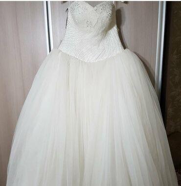 Продаю шикарное свадебное платье! Производство Турция,бренд Madam