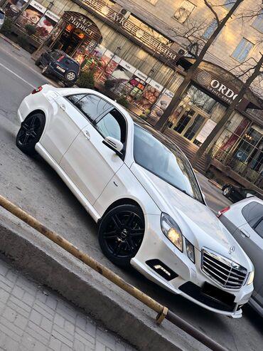 Mercedes-Benz E 200 1.8 л. 2011 | 287000 км