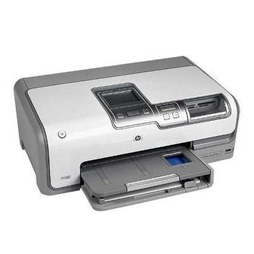 Принтер HP D7360 Photosmart - классическая фотопечать  в Бишкек