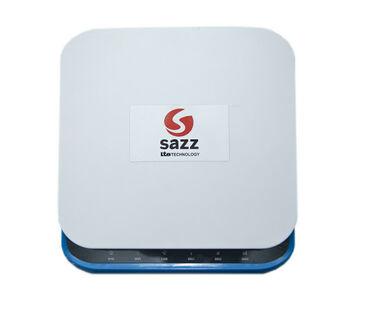 sazz - Azərbaycan: Simsiz və Limitsiz Internet Şəbəkəsi, Sürət: 10 Mbit/s, Aylıq abunə