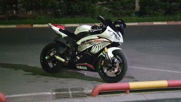 Yamaha - Кыргызстан: Продаётся хороший мотоцикл в отличном состоянии, год назад пригнан из