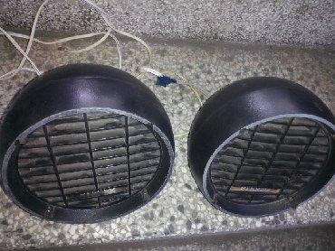 Auto oprema - Nis: Zvučnici za auto - spoljni ( 8oma,5w)