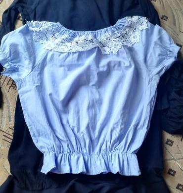 Рубашки и блузы - Кок-Ой: Новый, размер 44-46, хрестянка, живую очень красиво