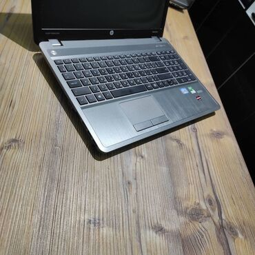 Ноутбуки и нетбуки - Бишкек: HP в отличном состоянии• Процессор Intel Cor i5 3210M• Оперативная