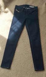 джинсы размер xs в Кыргызстан: Джинсы Diesel женские, отличная посадка, супер качество . Размер 25