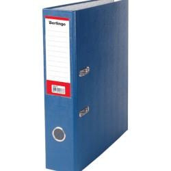 """Папка-регистратор Berlingo """"Standard"""", 70мм, бумвинил, с карманом на"""