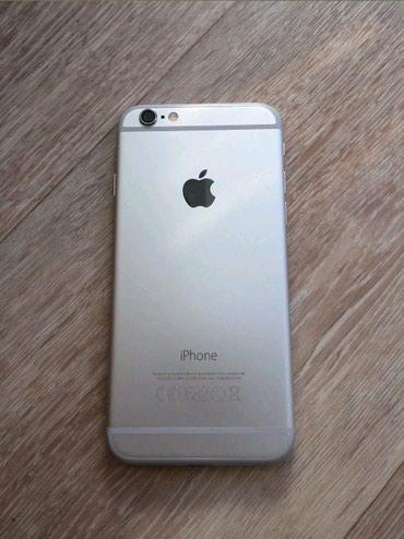 Срочно! Продаю iphone 6+ 64gb, silver, состояние в Бишкек