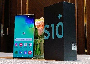 Samsung в Сумгайыт: Новый Samsung Galaxy S10 Plus 128 ГБ Черный