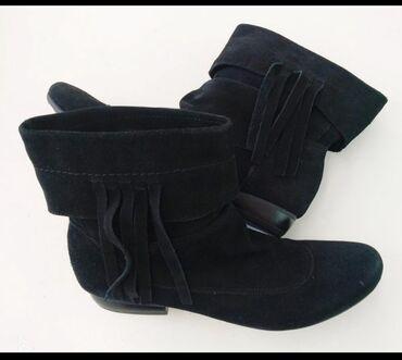 Новые кожаные,замша сапоги производство Италия