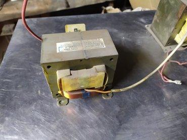 Продаю трансформатор от микроволновки Трансформатор СВЧ свч . С