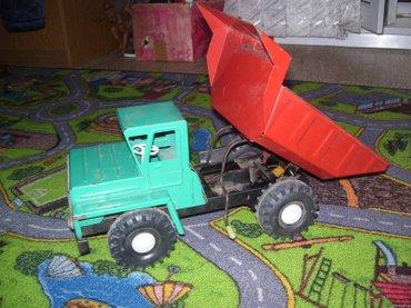 Куплю советскую игрушку «БелАЗ» в Бишкек