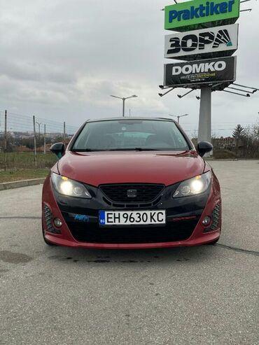 Seat Ibiza 1.4 l. 2012 | 155000 km