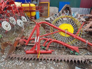 сельхозтехника в Кыргызстан: Пр-ю грабли сольнышка роторный