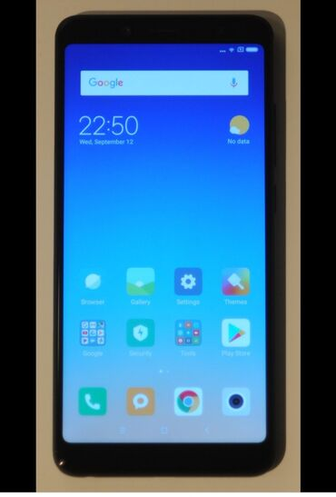 xiaomi redmi 3 pro 16gb в Кыргызстан: Б/у Xiaomi Redmi Note 5 32 ГБ Черный