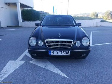 Mercedes-Benz E 200 2 l. 2002 | 360500 km
