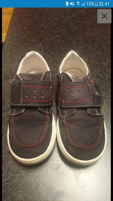 Cipele kompletu - Srbija: Lasocki cipele sa anatomskim koznim uloskom. Kompletno su kozne