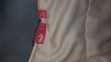 NOVA, puma ORIGINAL jakna.kupljena u N sportu.  VELIČINA S/M - Kragujevac