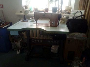 Швейные машины - Шопоков: Продаю промышленную швейную машину.1 фазная 220в. (можно на 3ф.)в хоро