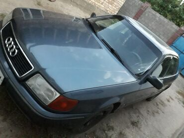 Транспорт - Орловка: Audi S4 2.3 л. 1991