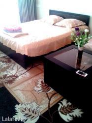 Сутки. Час. Квартира расположена на пересечении ул. Советскои Боконбае в Бишкек