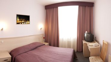 Гостиница.Запустили номера класса в Бишкек
