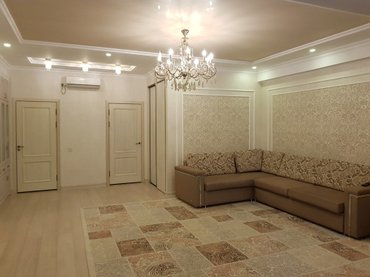 Продаю 3х-ком  элитную квартиру площадью 128кв. Квартира находится в э в Бишкек