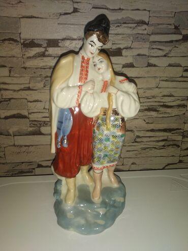 478 объявлений: Статуэтка Майская ночь. Без сколов и трещин