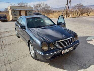 Mercedes-Benz E-класс AMG 3.2 л. 2000 | 348000 км