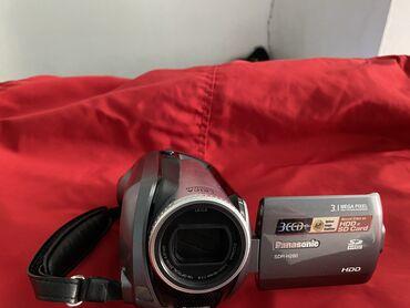 Видеокамера японская - Кыргызстан: Видеокамера Panasonic SDR-H280 Японского производства В отличном состо