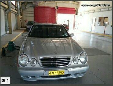 Mercedes-Benz E 220 2.2 l. 2002 | 290000 km