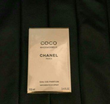Bakı şəhərində Coco madmazel shanel parfumu zakazla gelir.qalici super parfumdu.origi