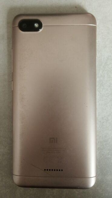 Электроника - Сокулук: Xiaomi Redmi 6A | 32 ГБ | Пудровый | Сенсорный, Две SIM карты, Face ID