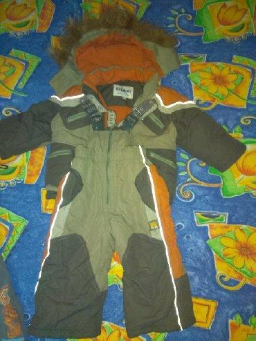 Зимний костюм, очень теплый, мех в Бишкек