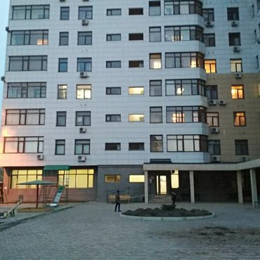 Сдается 1 ком квартира центре города районе 1000 мелочей в Бишкек