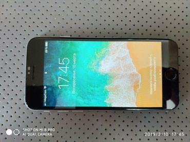 Продаю iphone 6 64 gb идеальное в одних в Бишкек