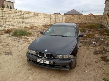 Bakı şəhərində BMW 525 2003