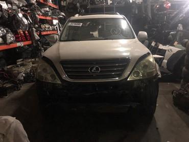 lexus-de в Кыргызстан: Lexus Gx470 . запчасти лексус lexus gx 470 автозапчасти. фара бампера
