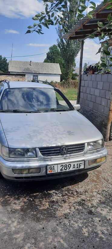 Транспорт - Ала-Тоо: Volkswagen Passat 2 л. 1994