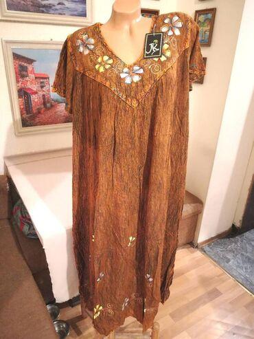 1634 oglasa | HALJINE: Nova zenska indijska haljina za punije dame Nini. Indijska. Odlicna