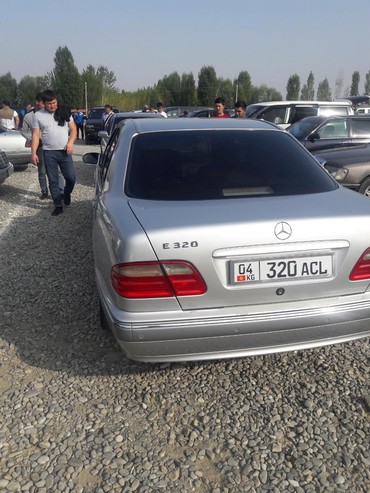 Mercedes-Benz в Кыргызстан: Mercedes-Benz 320 3.2 л. 2000 | 232000 км