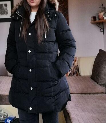 Nova zimska bas topla jakna L velicina moze i xl