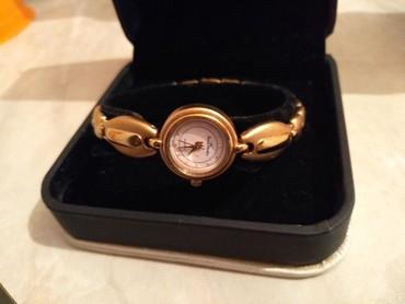 Б/у женские наручные часы Pierre Martin. Позолоченные 24 пробы