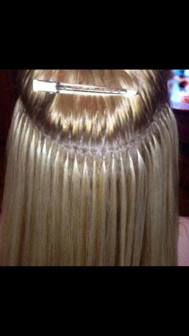 Наращивание волос акция от -900сом в Бишкек