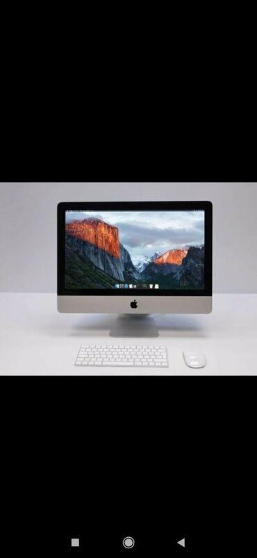 imac 27 inch late 2013 в Кыргызстан: Продам iMac 27' Идеальное состояние! Новый!  Не пользовались!!