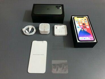 deri aksesuarlar - Azərbaycan: İşlənmiş IPhone 11 Pro 64 GB Yaşıl