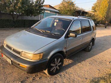 mitsubishi van в Кыргызстан: Mitsubishi Space Wagon 1.8 л. 1992