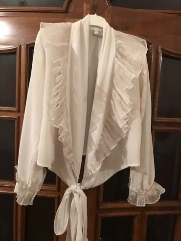 Bakı şəhərində Турецкая шелковая блузка.(обними