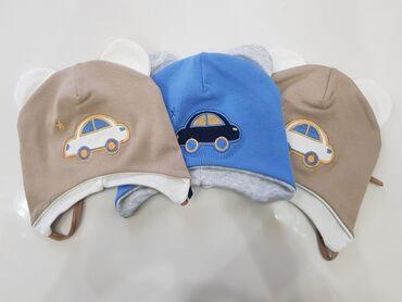 Продаю шапочки для детейЯкорь С 3 бубенчиками Остальное Интернет